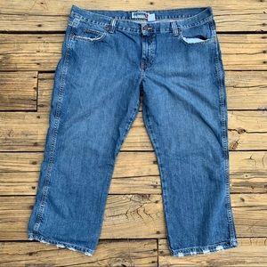 Old Navy | Ultra Low Waist Straight Leg Jeans 18